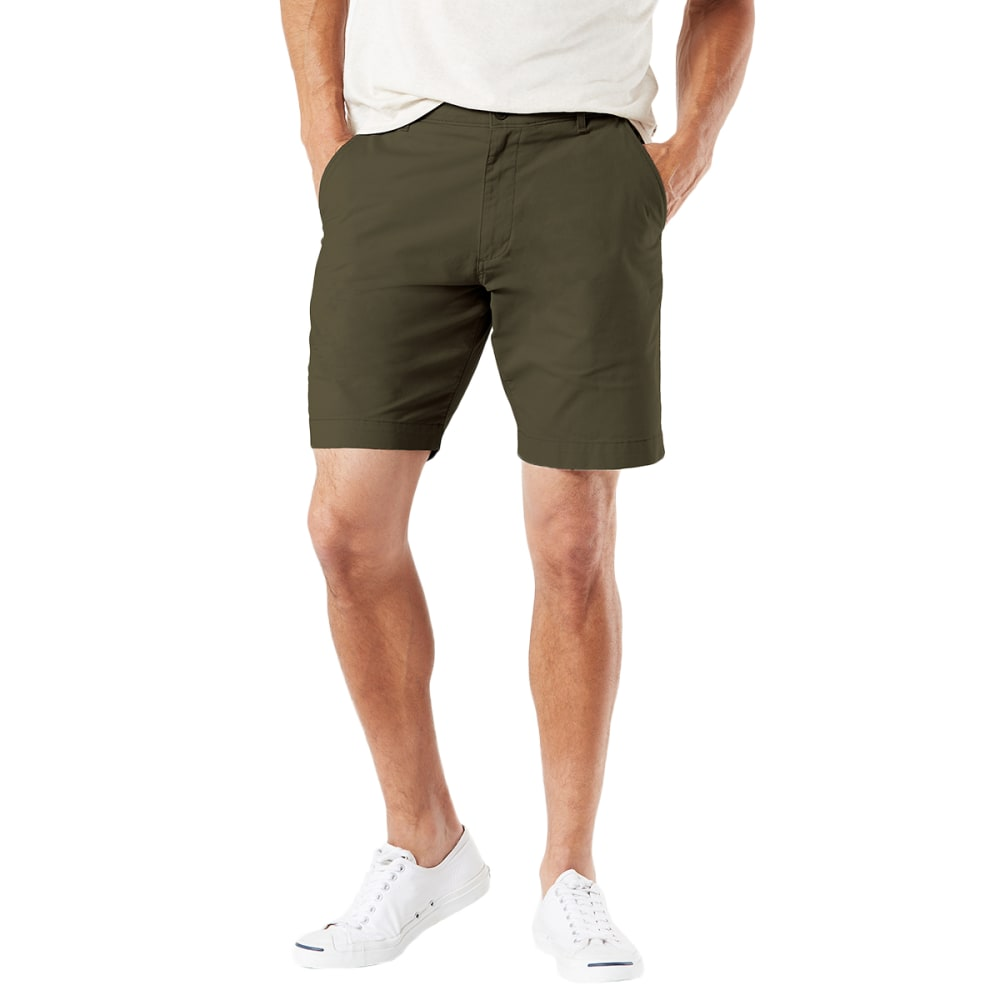 DOCKERS Men's Duraflex Lite Straight-Fit Shorts 30