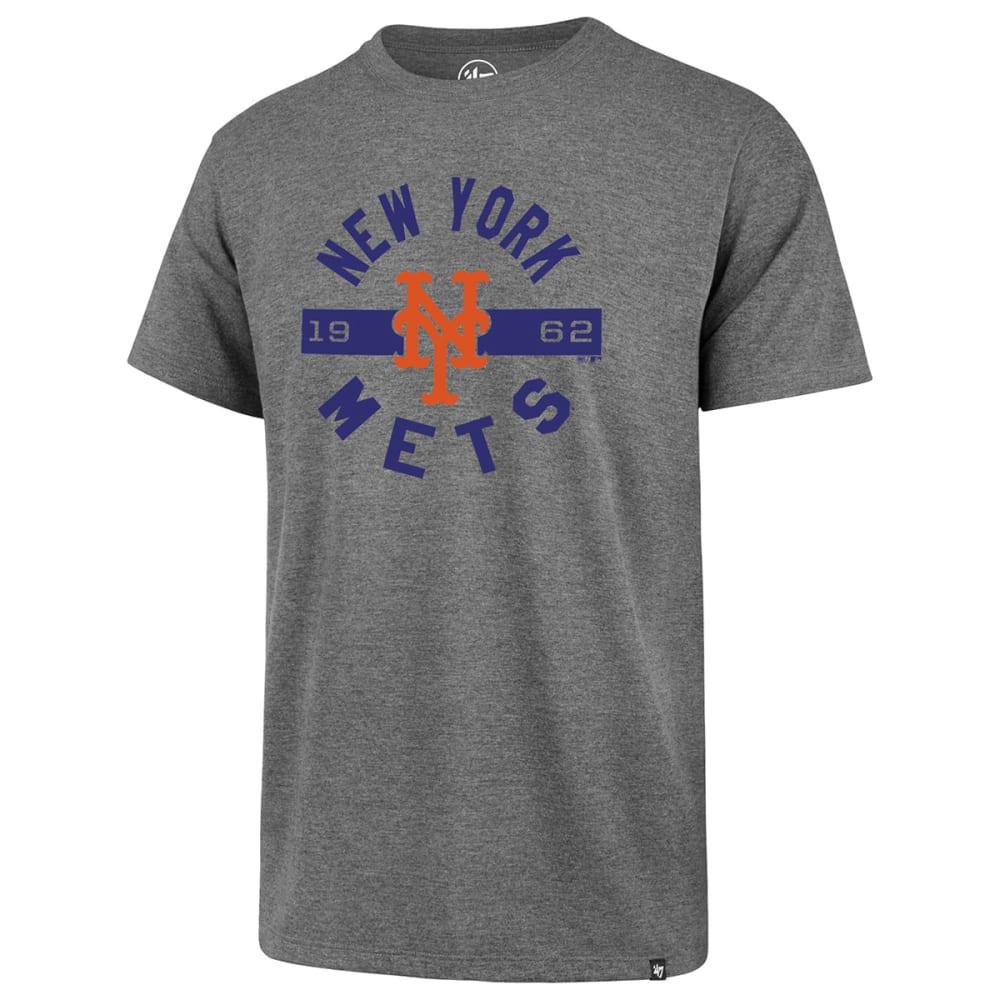 NEW YORK METS Men's Roundabout Short-Sleeve Tee M