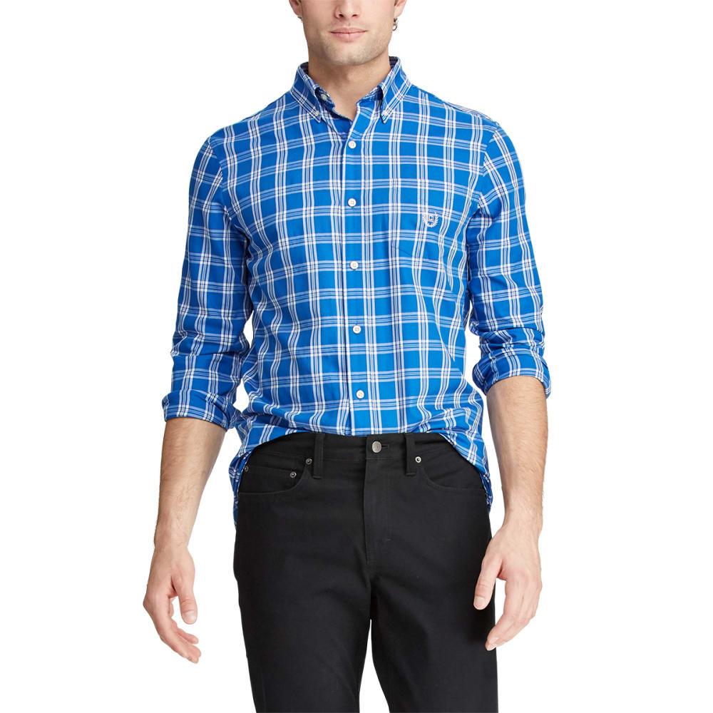 CHAPS Men's Long-Sleeve Button Down Shirt XXL