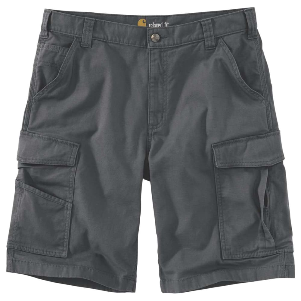 Carhartt Men's Rugged Flex Rigby Cargo Shorts - Black, 32
