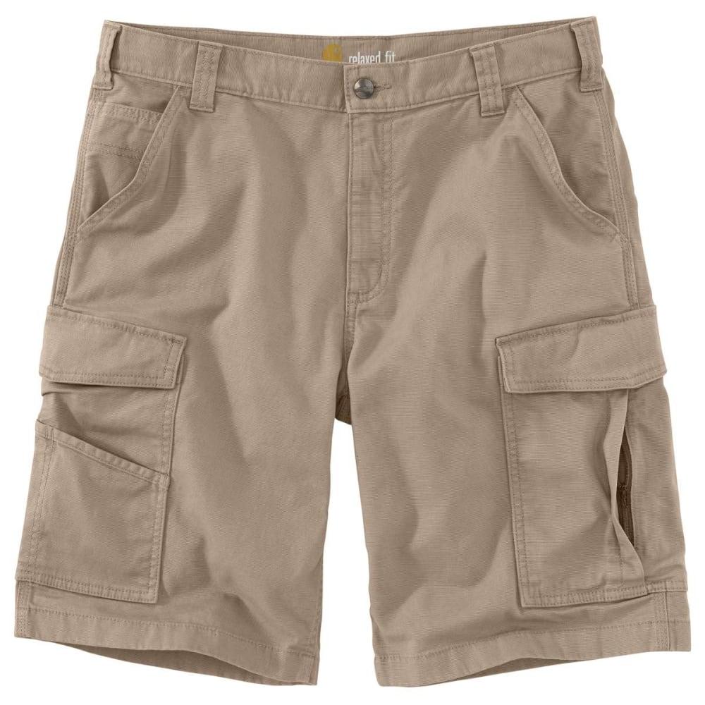 Carhartt Men's Rugged Flex Rigby Cargo Shorts - Brown, 32