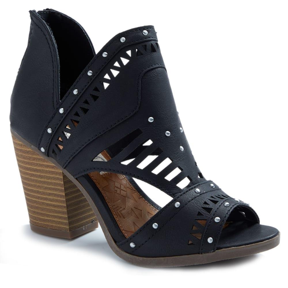 Sugar Women's Very Cute Sandals - Black, 6