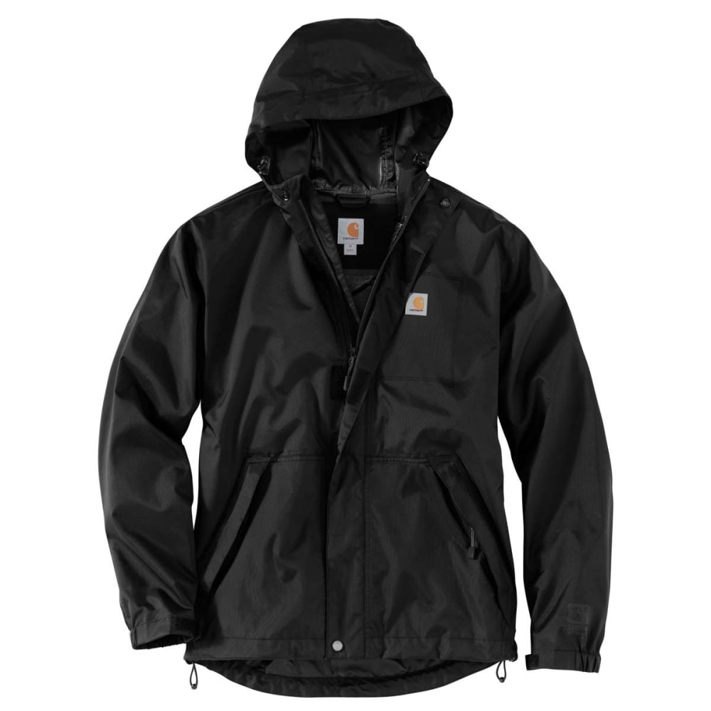 CARHARTT Men's Dry Harbor Jacket - 001 BLACK