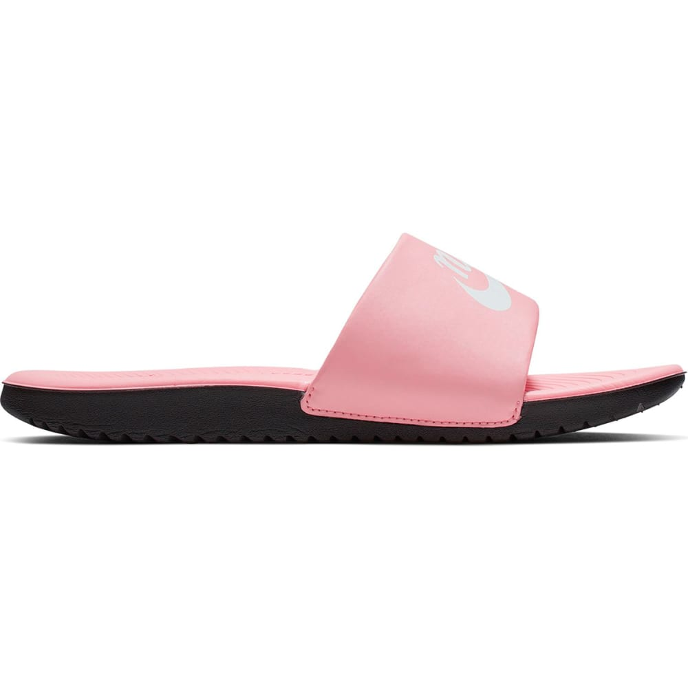 NIKE Little Girls' Kawa Slide Sandals - BLEACHED CORAL-600