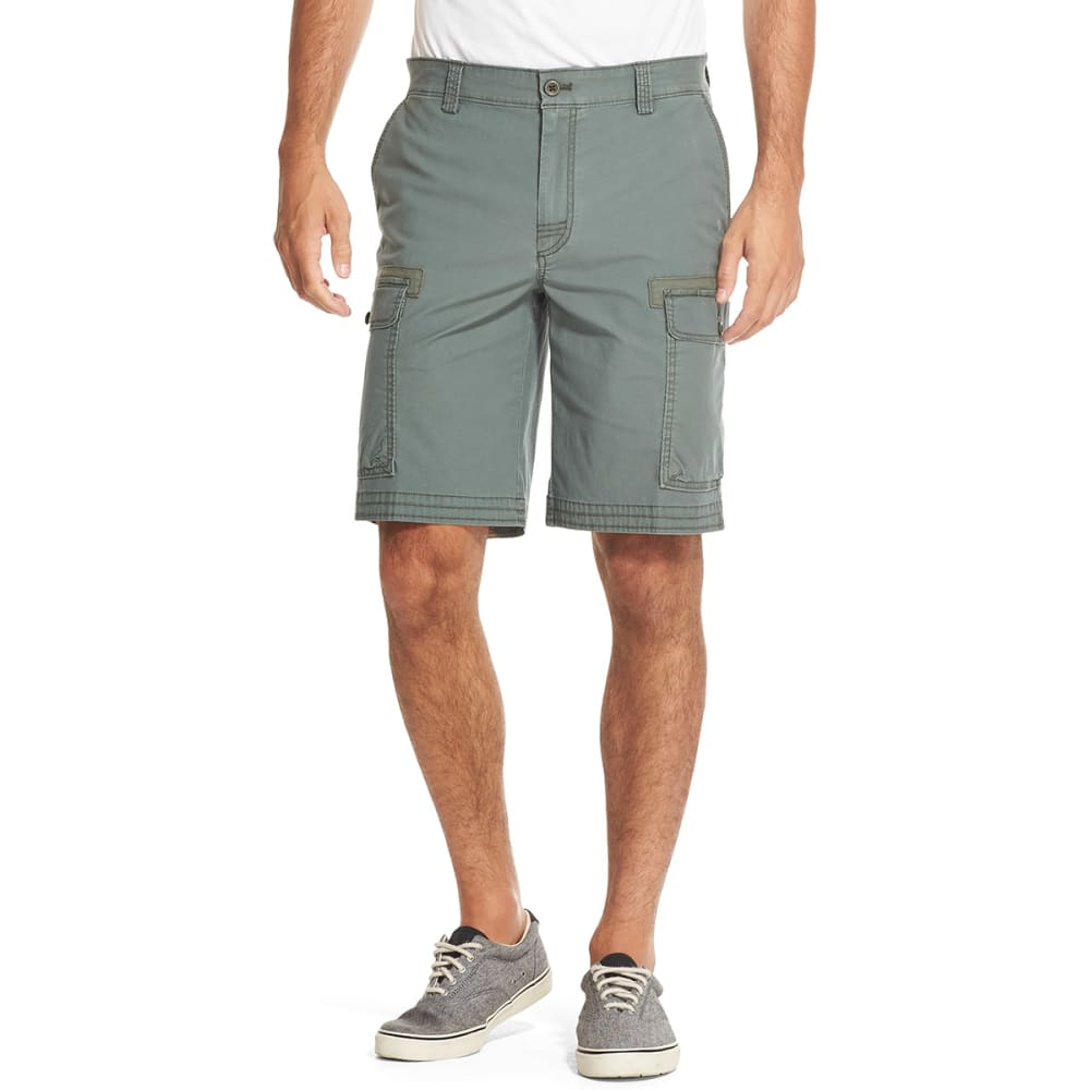 IZOD Men's Saltwater Stretch Cargo Short 30