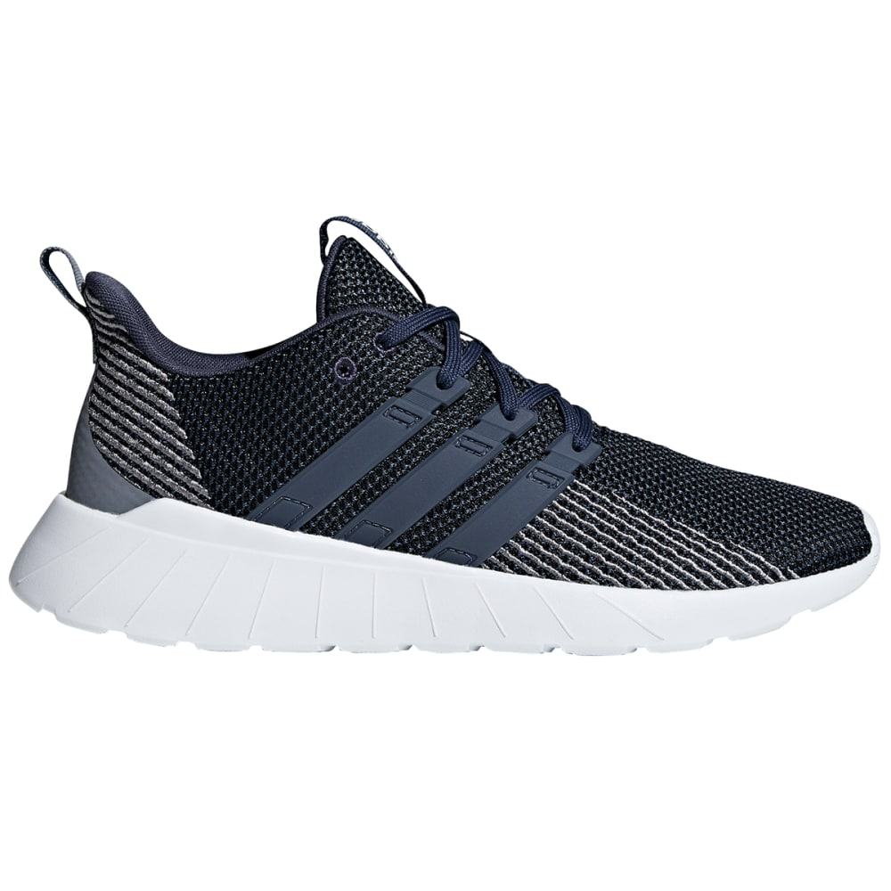 ADIDAS Men's Questar Flow Running Shoes - BLK/GRY-F36253