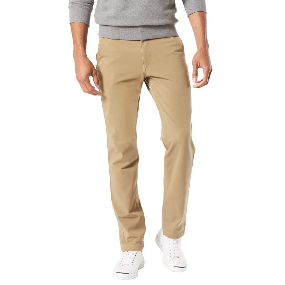 DOCKERS Men's Downtime Khaki Slim Tapered Pants - N BRIT KHAKI 0000
