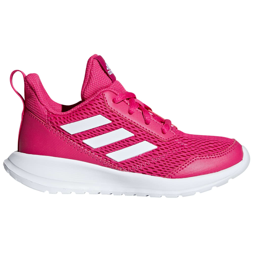 ADIDAS Girls' Altarun K Running Shoes 4