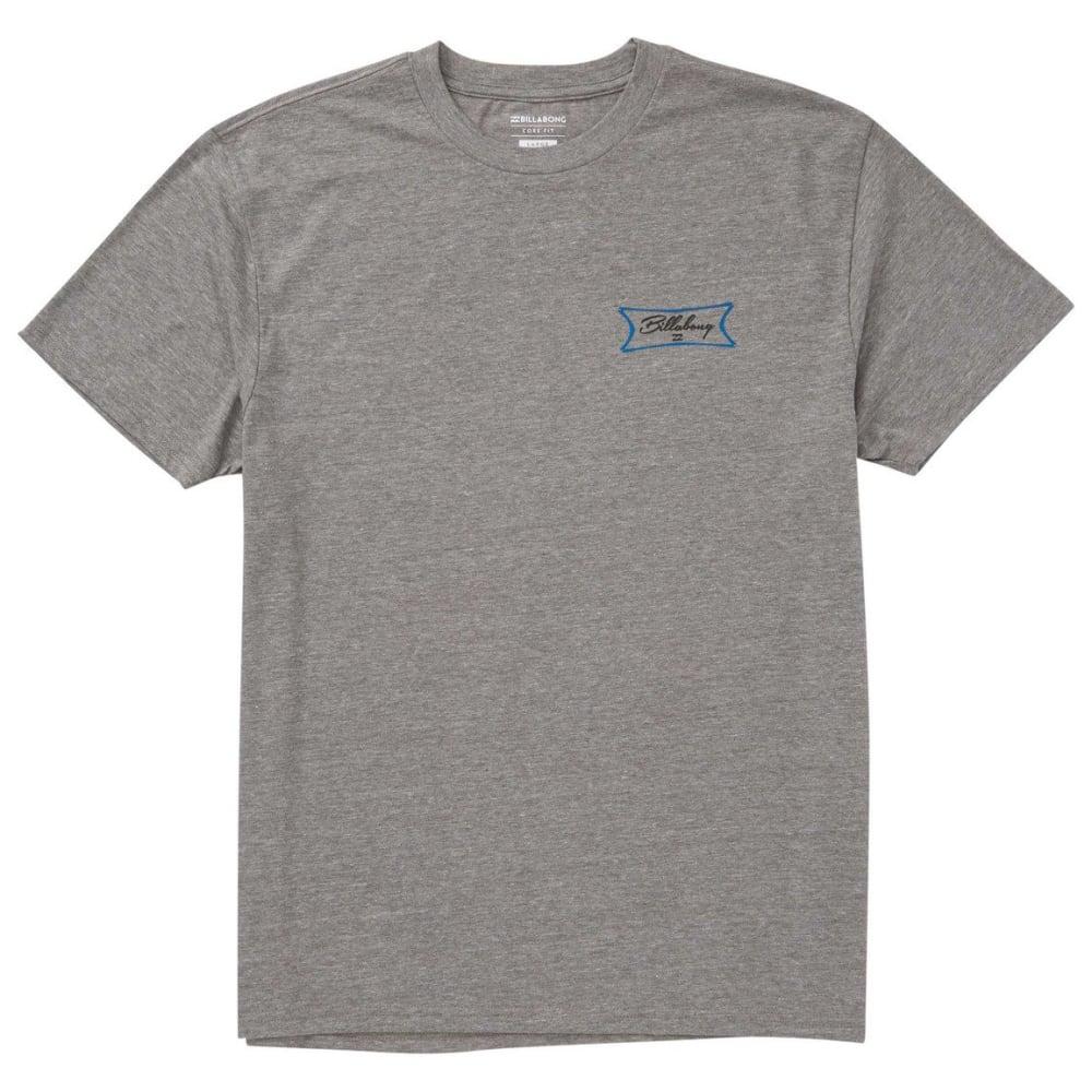 Billabong Guys' Isotopes Short-Sleeve Tee - Black, S