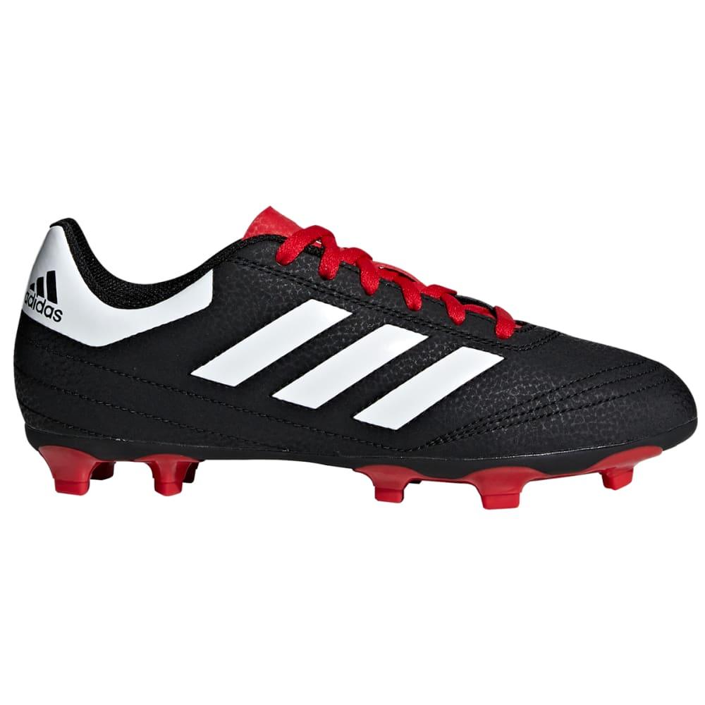 ADIDAS Kids' Goletto VI FG Soccer Cleats - CORE BLACK-G26367