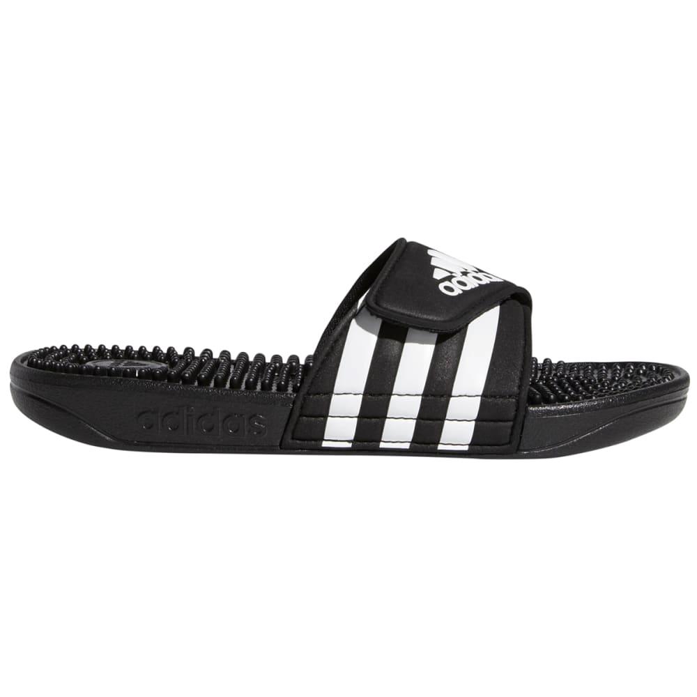 Adidas Boy's Adissage Slides - Black, 1