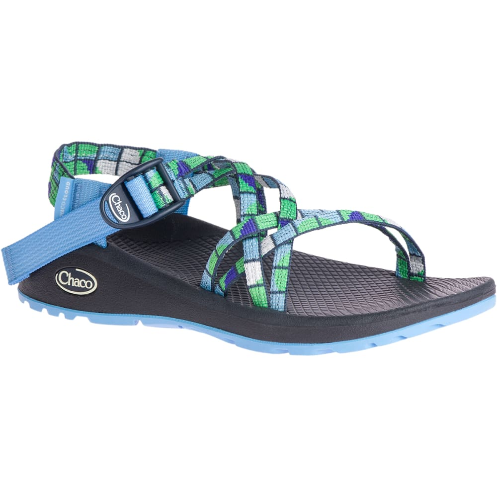Chaco Women's Z/cloud X Sandals - Blue, 7