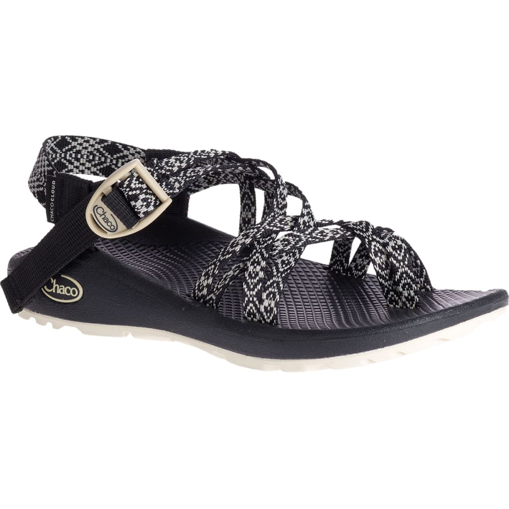 Chaco Women's Z/cloud X2 Sandals - Black, 6