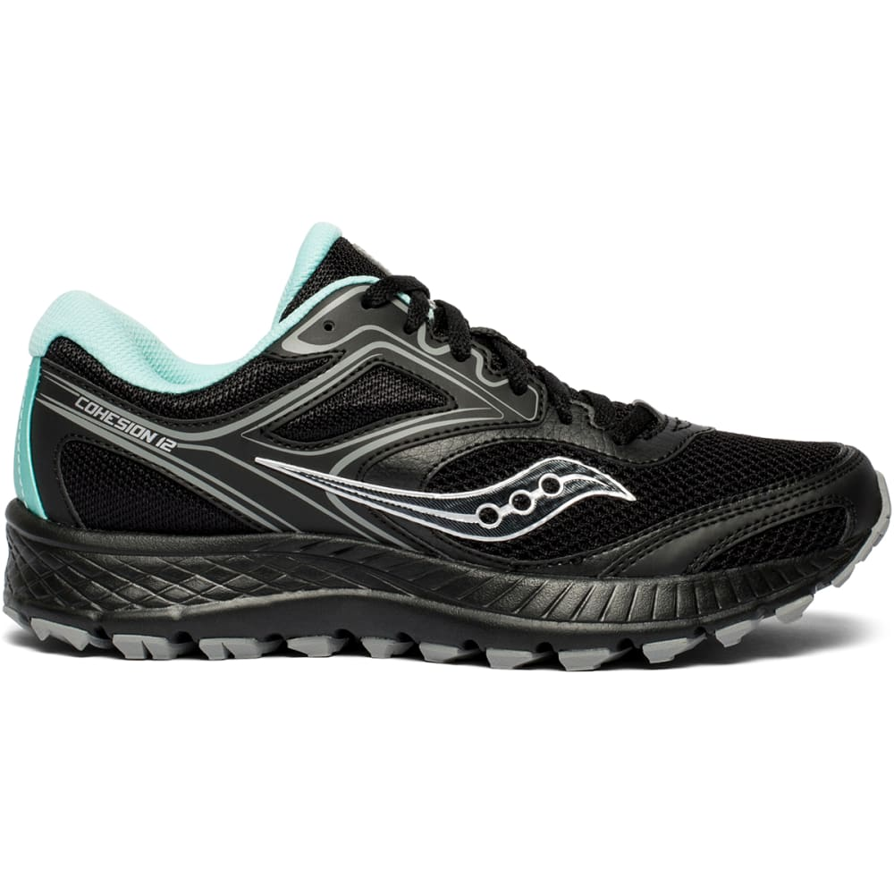SAUCONY Women's Cohesion TR12 Trail Runner, Wide 6