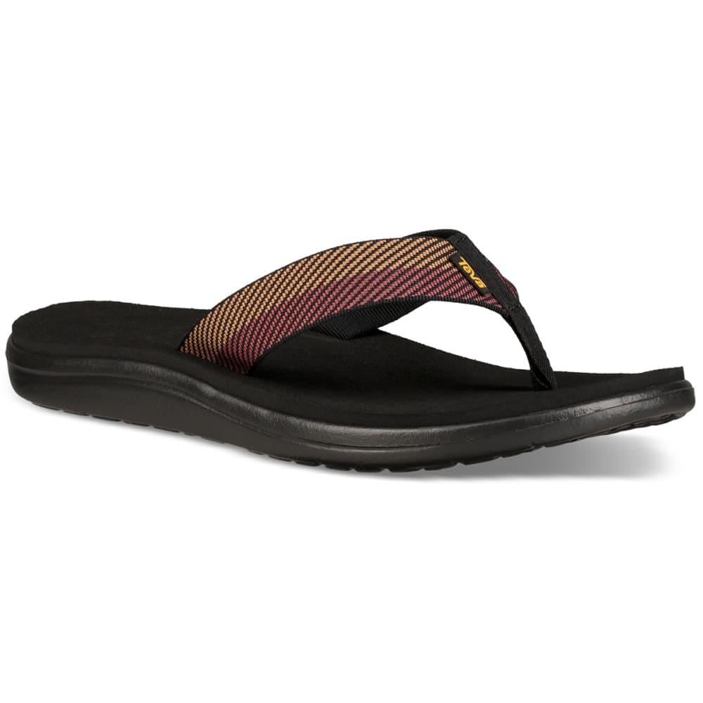 TEVA Men's Voya Flip Sandals 8