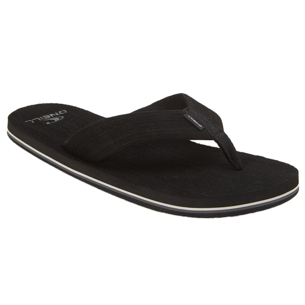 O'neill Men's Phluff Daddy Sandals - Black, 9
