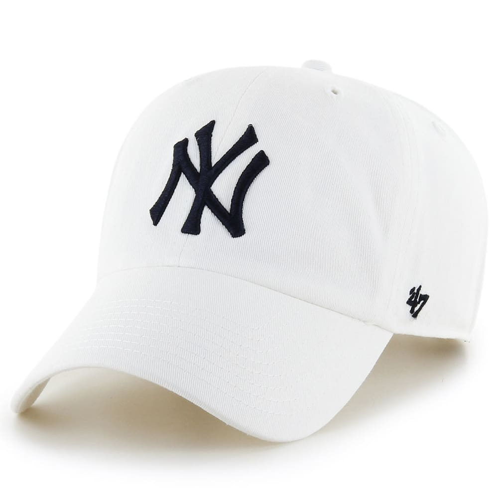 e60484b88d1cb NEW YORK YANKEES Men s  47 Cleanup Adjustable Hat