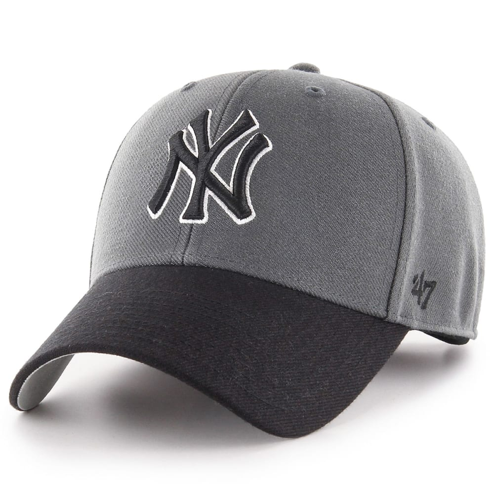 1f9e442258957 NEW YORK YANKEES Men s Two Tone MVP Adjustable Hat