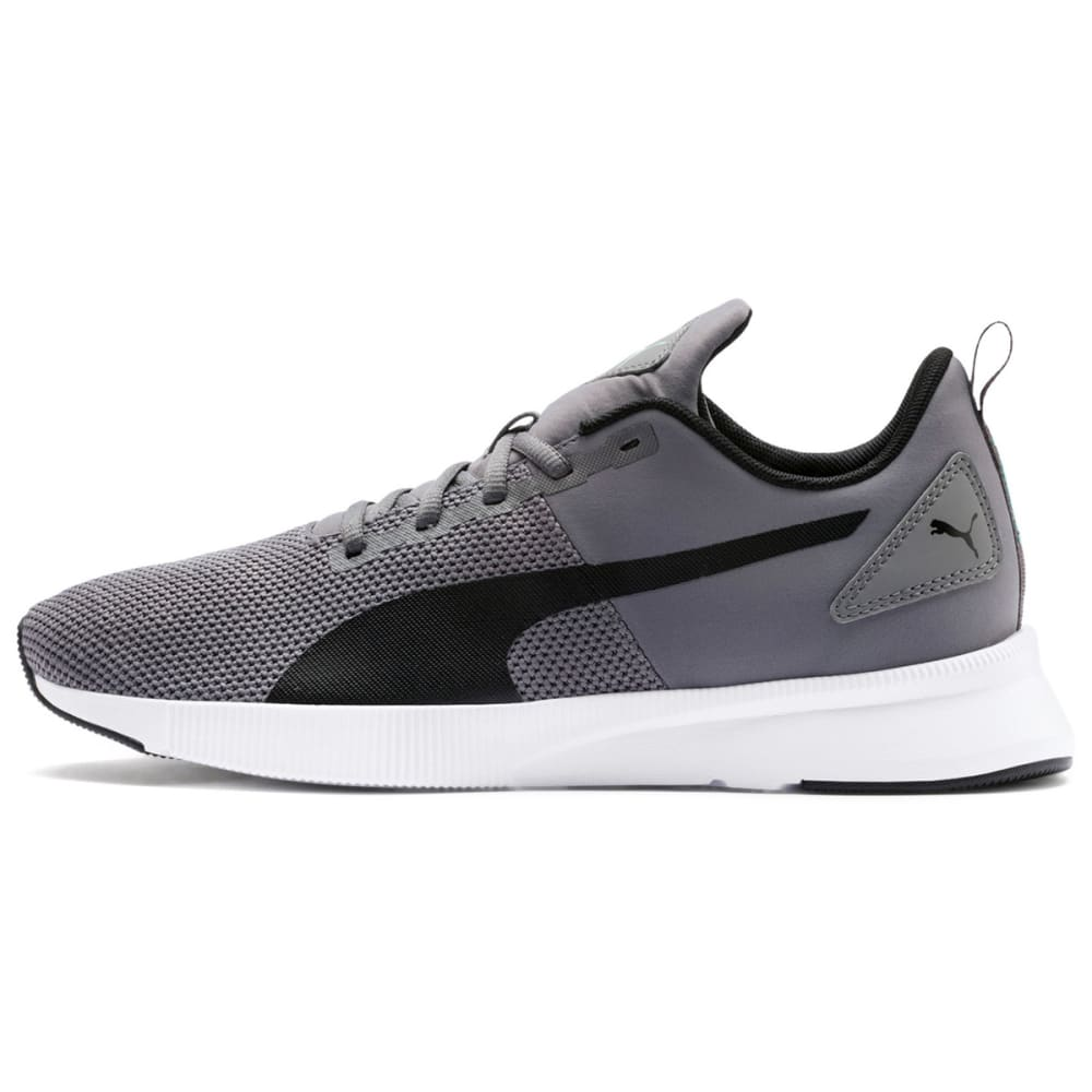 Puma Men's Flyer Runner Shoe - Black, 8