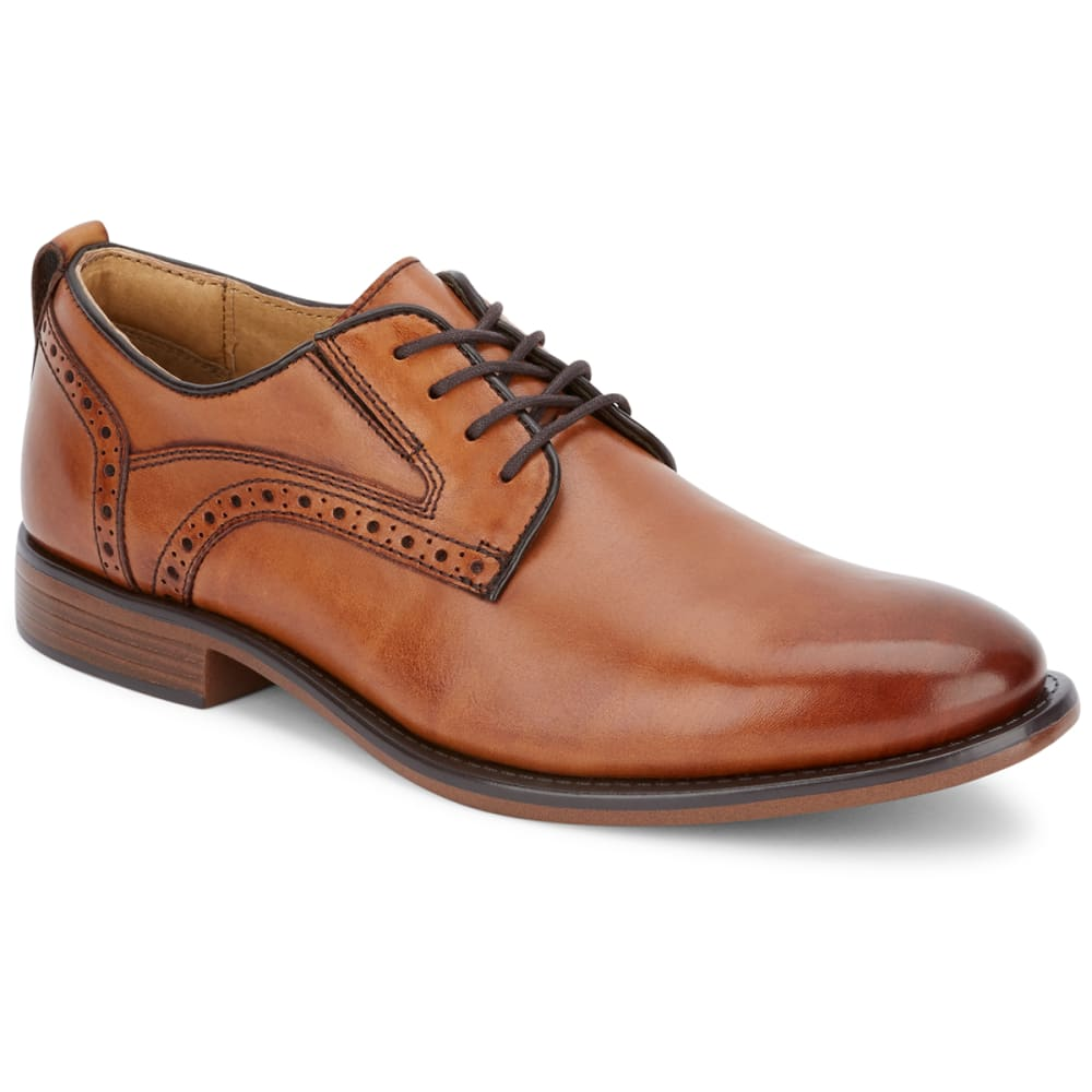 DOCKERS Men's Henson Oxford Lace-Up Dress Shoes 7