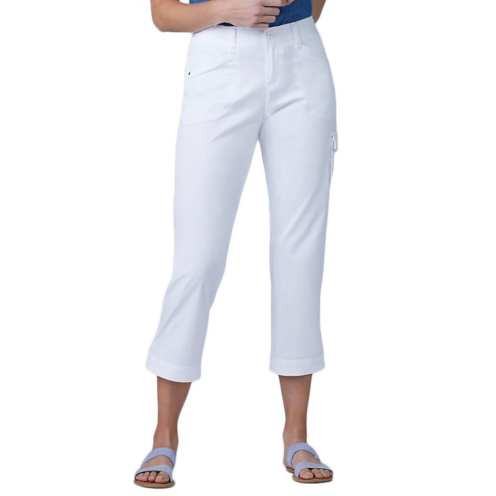 LEE Women's Flex-to-Go Capri Pants 16