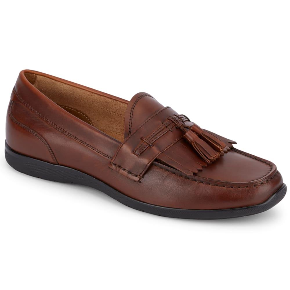 DOCKERS Men's Landrum Slip On Loafers - ANTIQUE BROWN