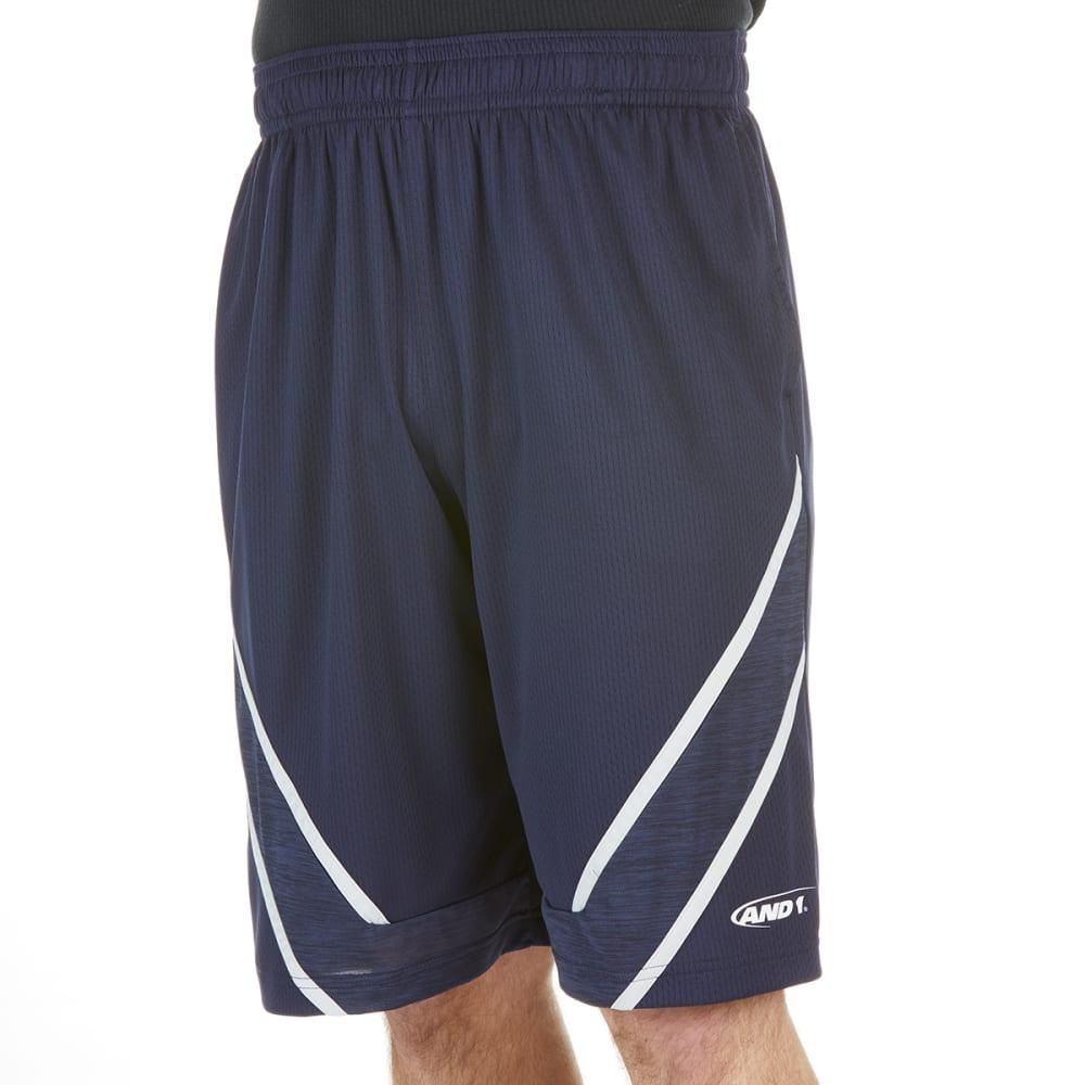 AND1 Men's Gametime Basketball Short M