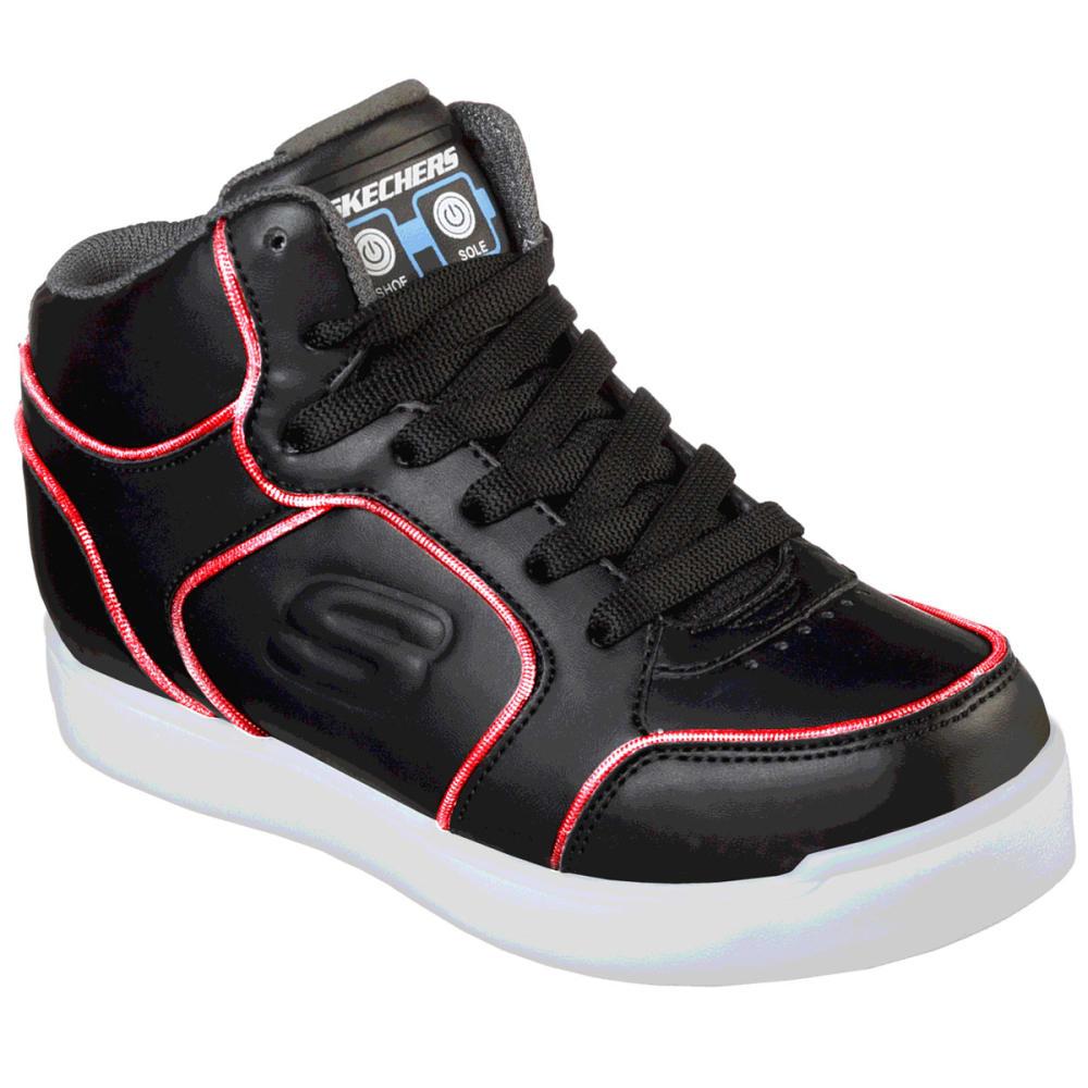 SKECHERS Boys' Energy Lights E-Pro II Light Up Sneakers - BLACK-BLK