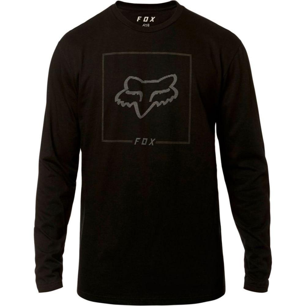 FOX Men's Chapped Long-Sleeve Tee S