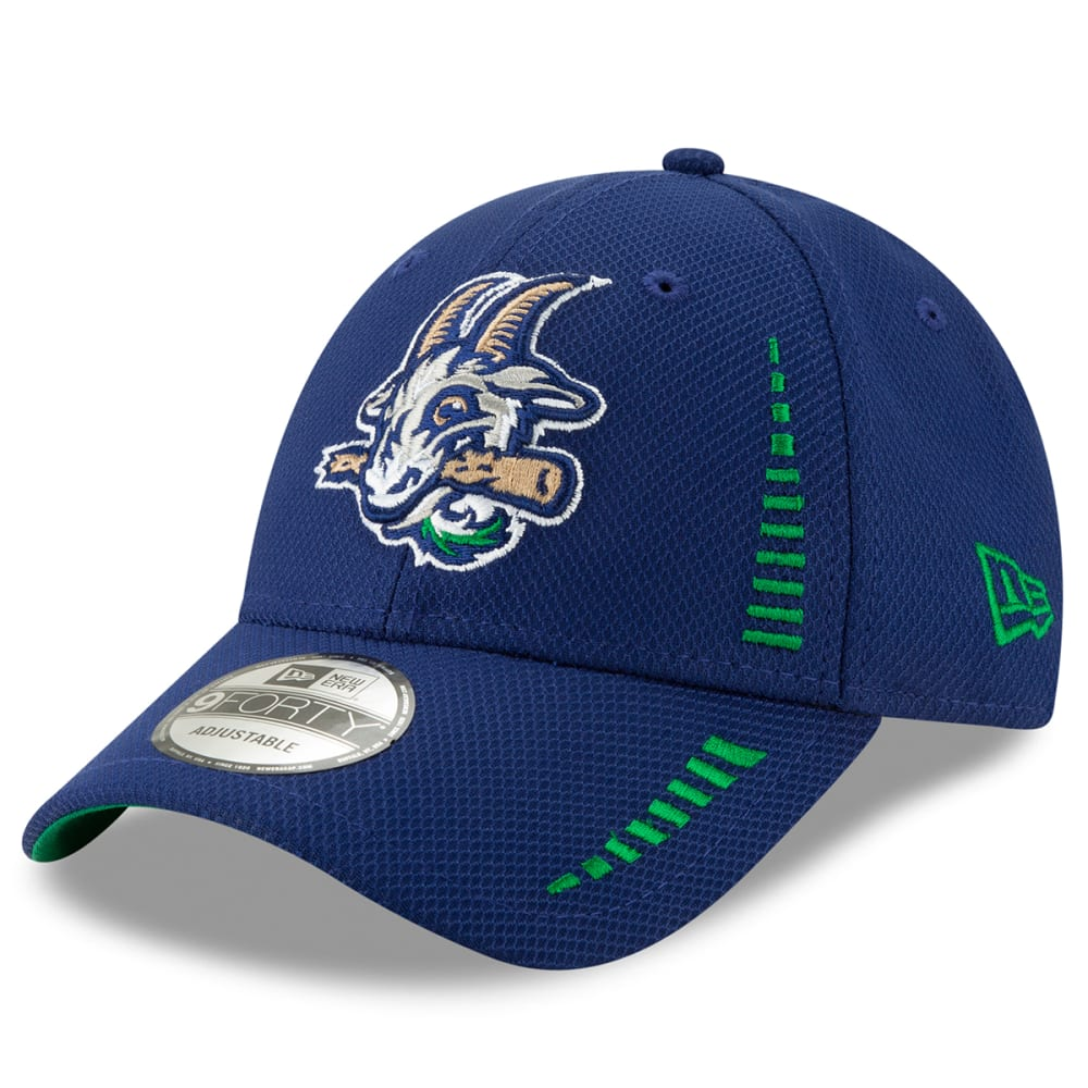 HARTFORD YARD GOATS Men's Speed Tech 9FORTY Adjustable Hat ONE SIZE