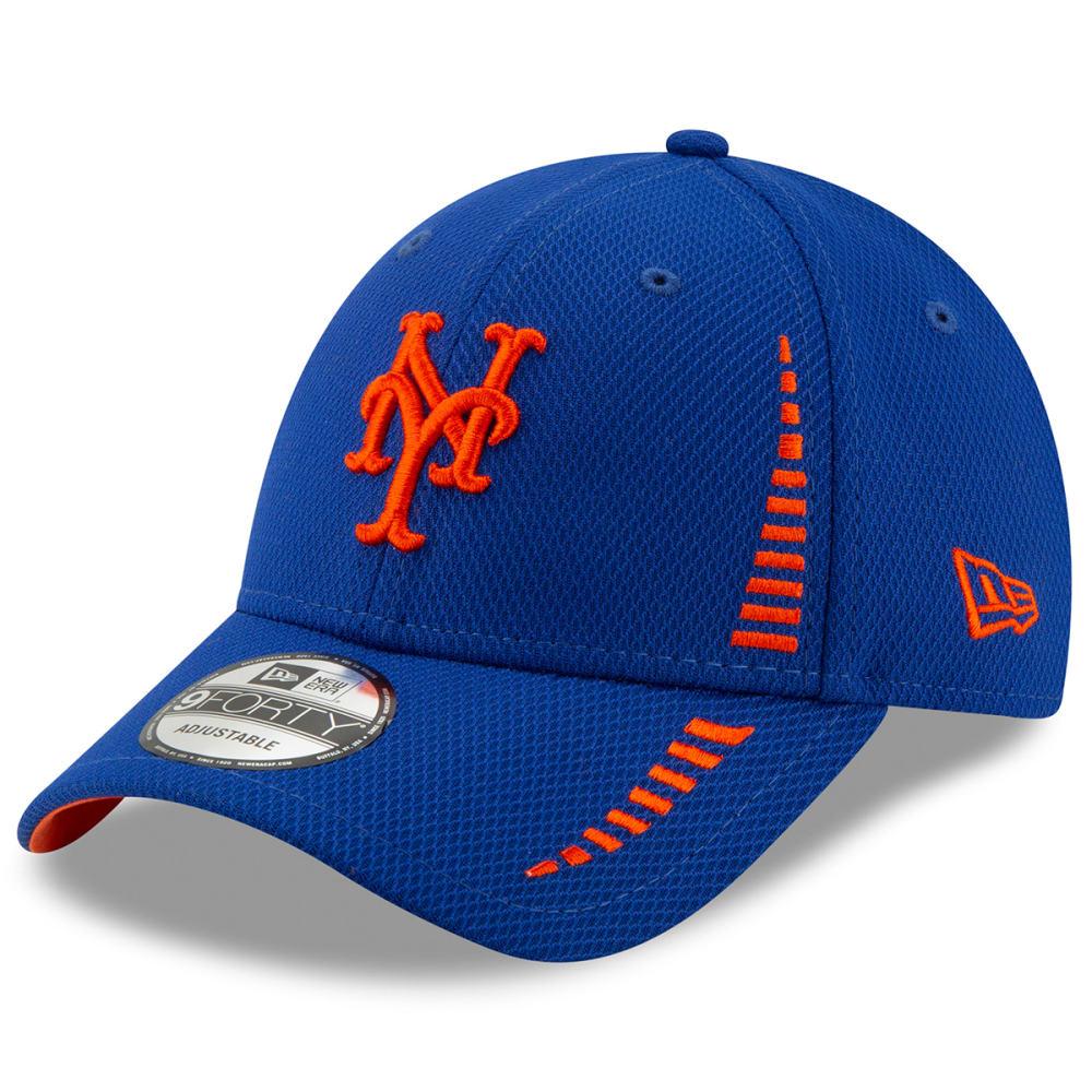 NEW YORK METS Men's Speed Tech Adjustable Hat ONE SIZE