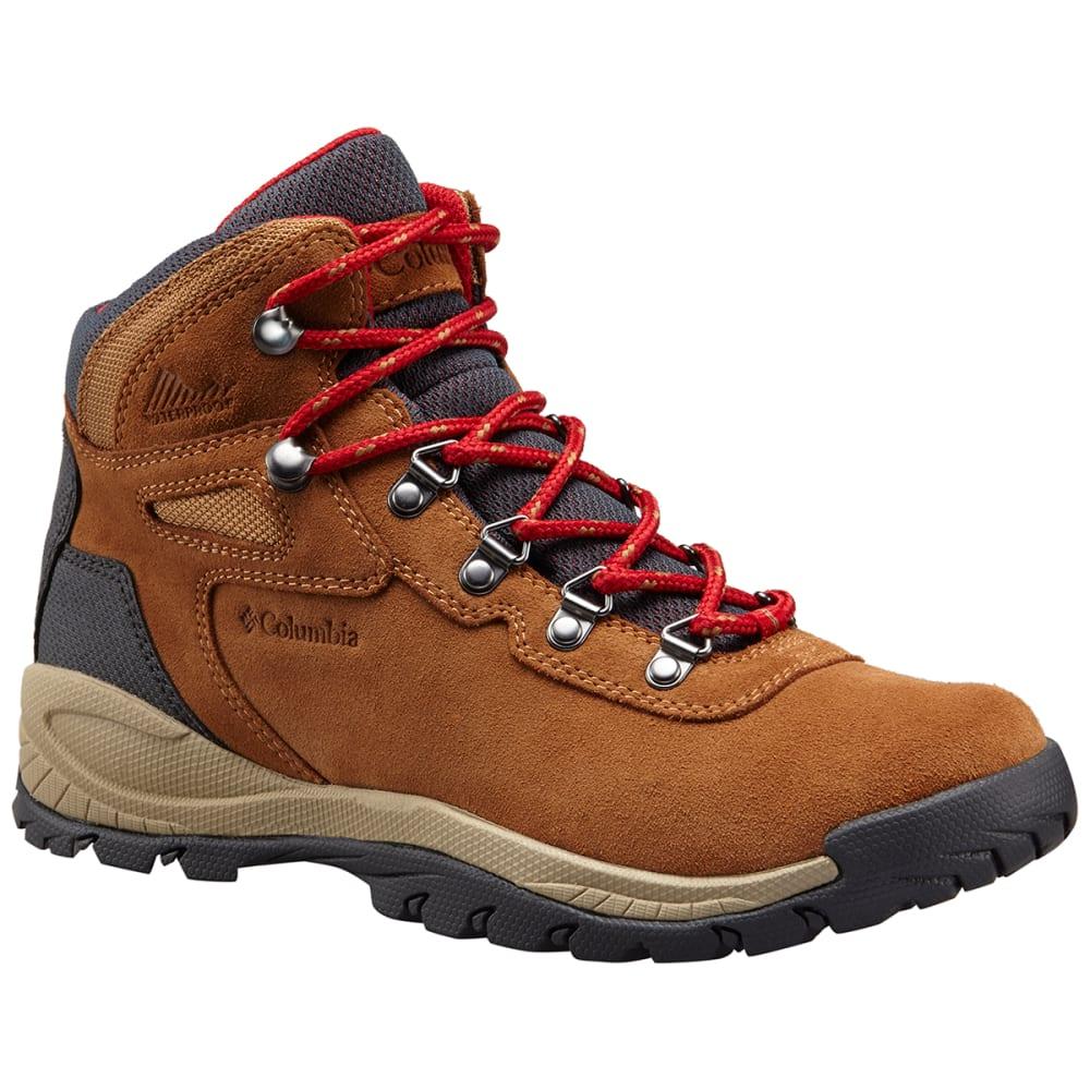 COLUMBIA Women's Newton Ridge Plus Waterproof Amped Hiking Boots 7