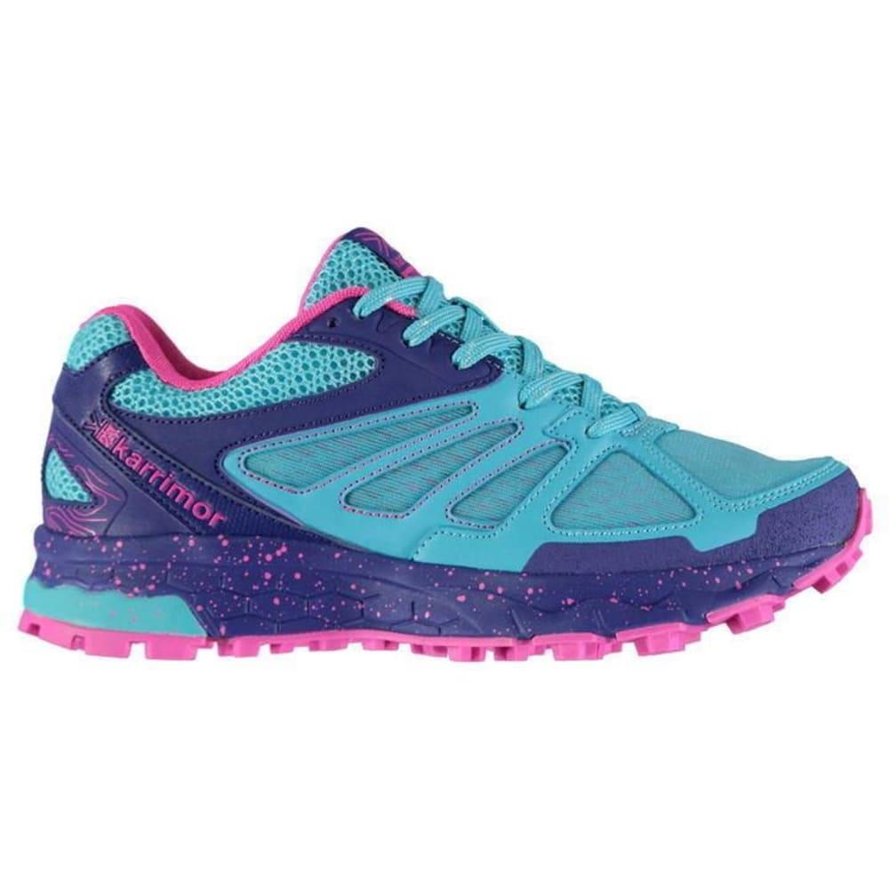 Karrimor Girls' Tempo 5 Trail Running Shoes - Various Patterns, 5