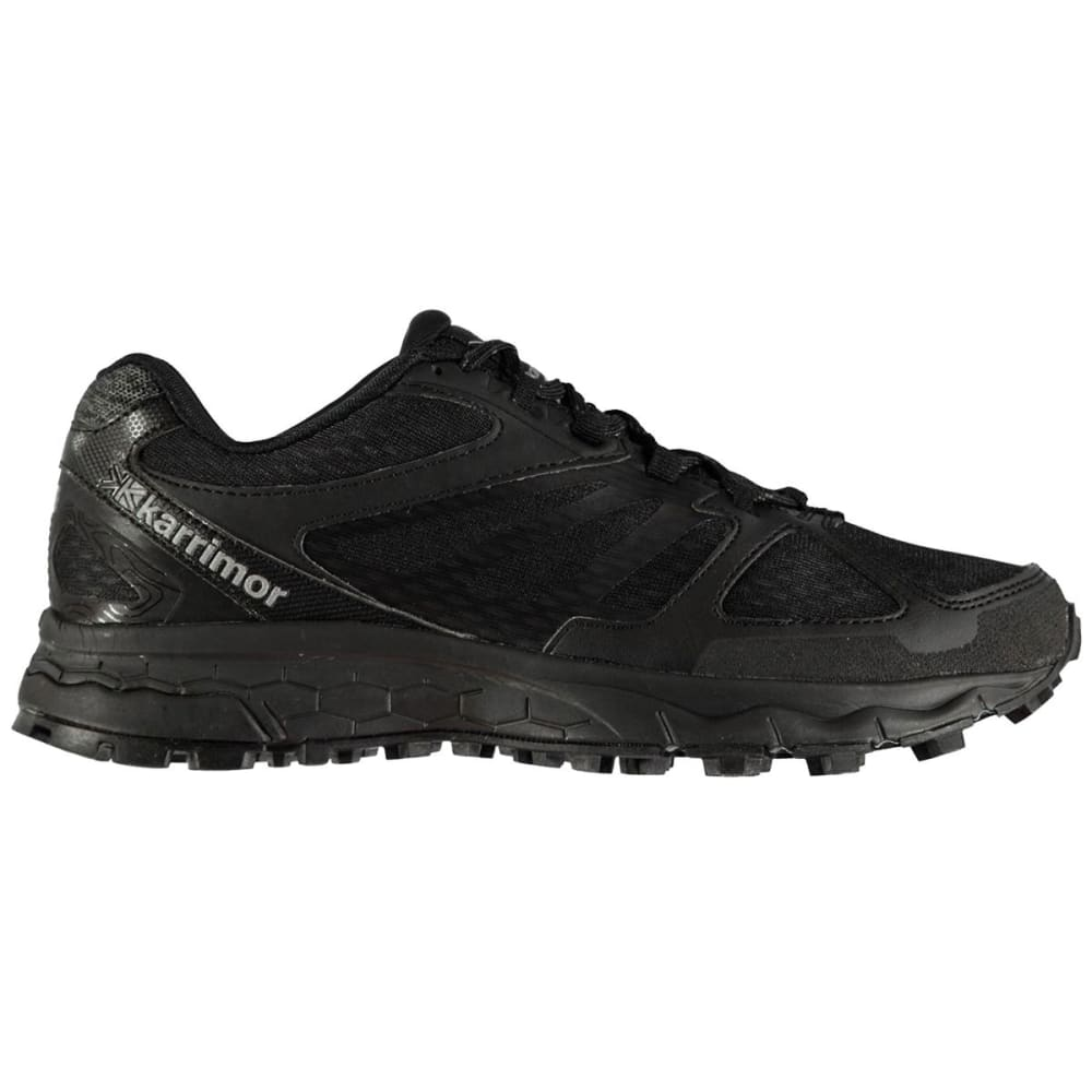 KARRIMOR Men's Tempo 5 Trail Running Shoes - BLACK