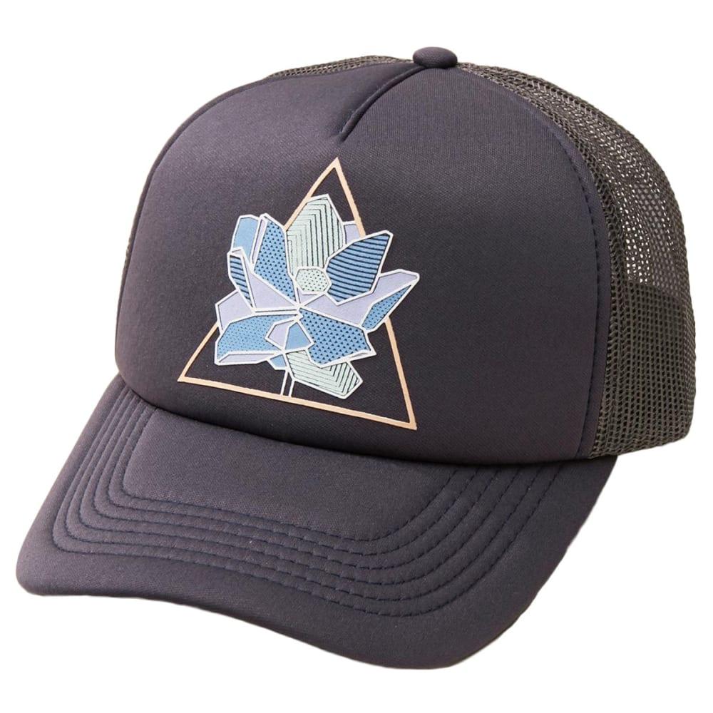 O'neill Juniors' Oasis Trucker Hat - Black, ONESIZE