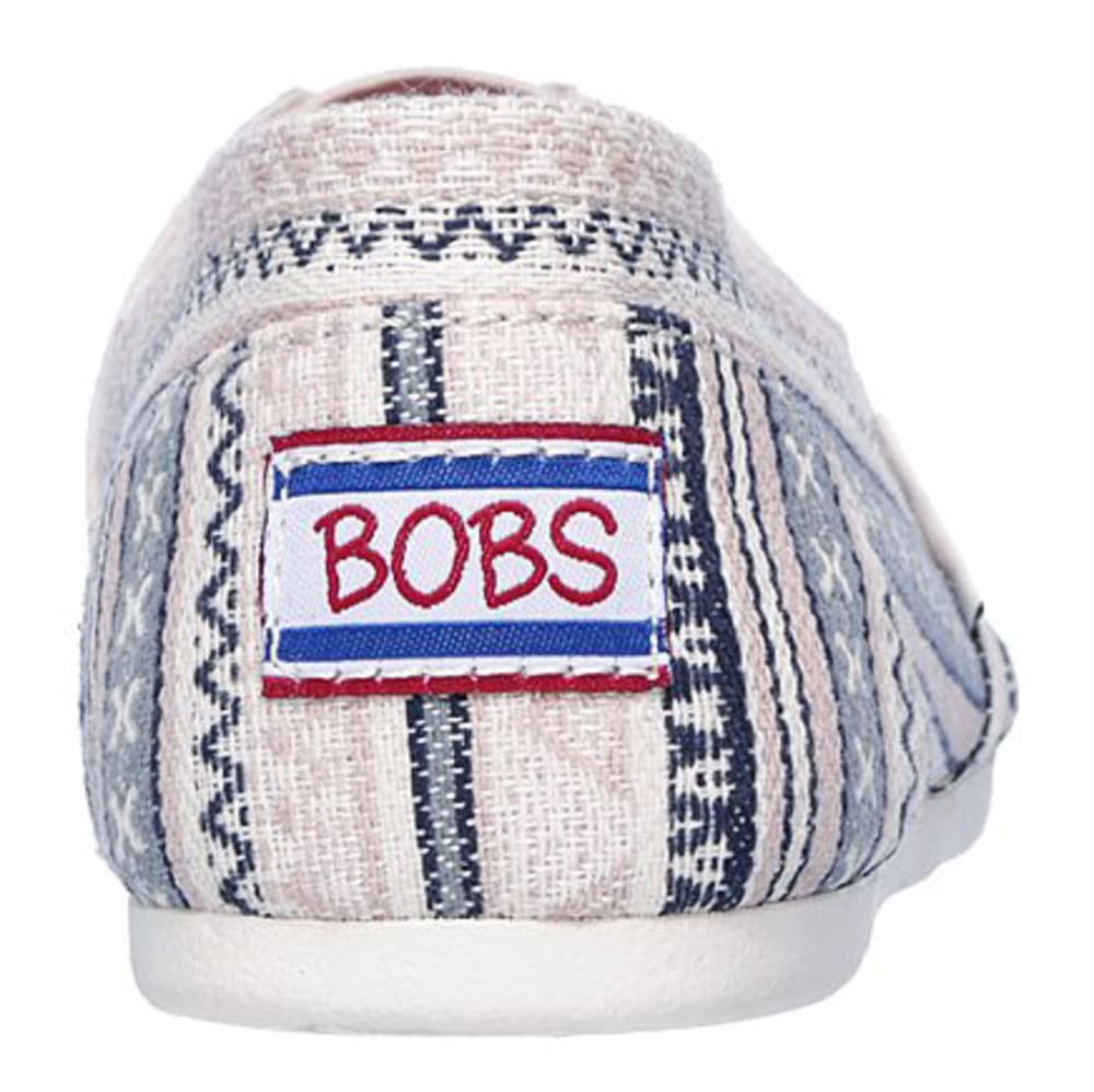 SKECHERS Women's Bobs Plush Lil Fox Casual shoes - PINK-PNK