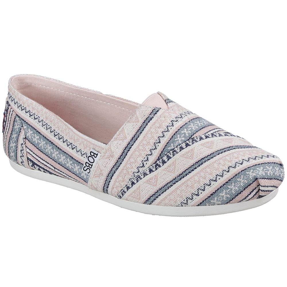 SKECHERS Women's Bobs Plush Lil Fox Casual shoes 7