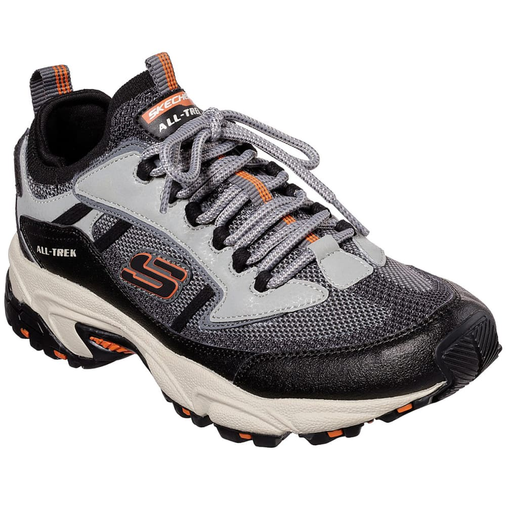 Skechers Men's Stamina 2.0 Berendo Sneakers - Black, 8.5