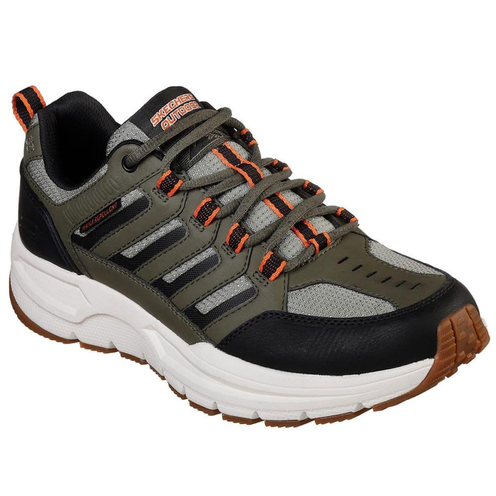 SKECHERS Men's Escape Plan 2.0 Lace Up Sneakers - OLIVE- OLK