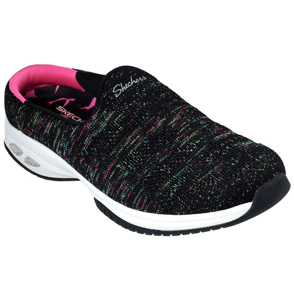 SKECHERS Women's Commute Time Knitastic Shoes 7