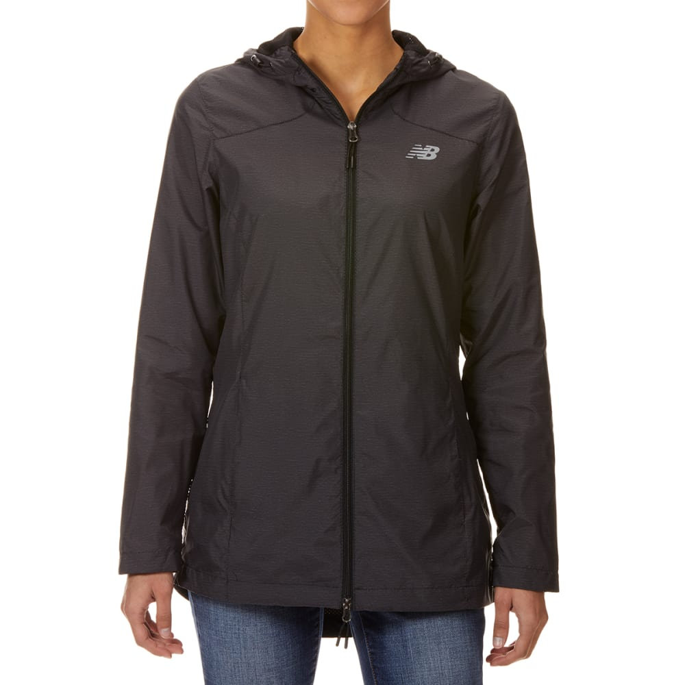 North Bay Apparel Women's Cire Hooded Jacket - Black, S