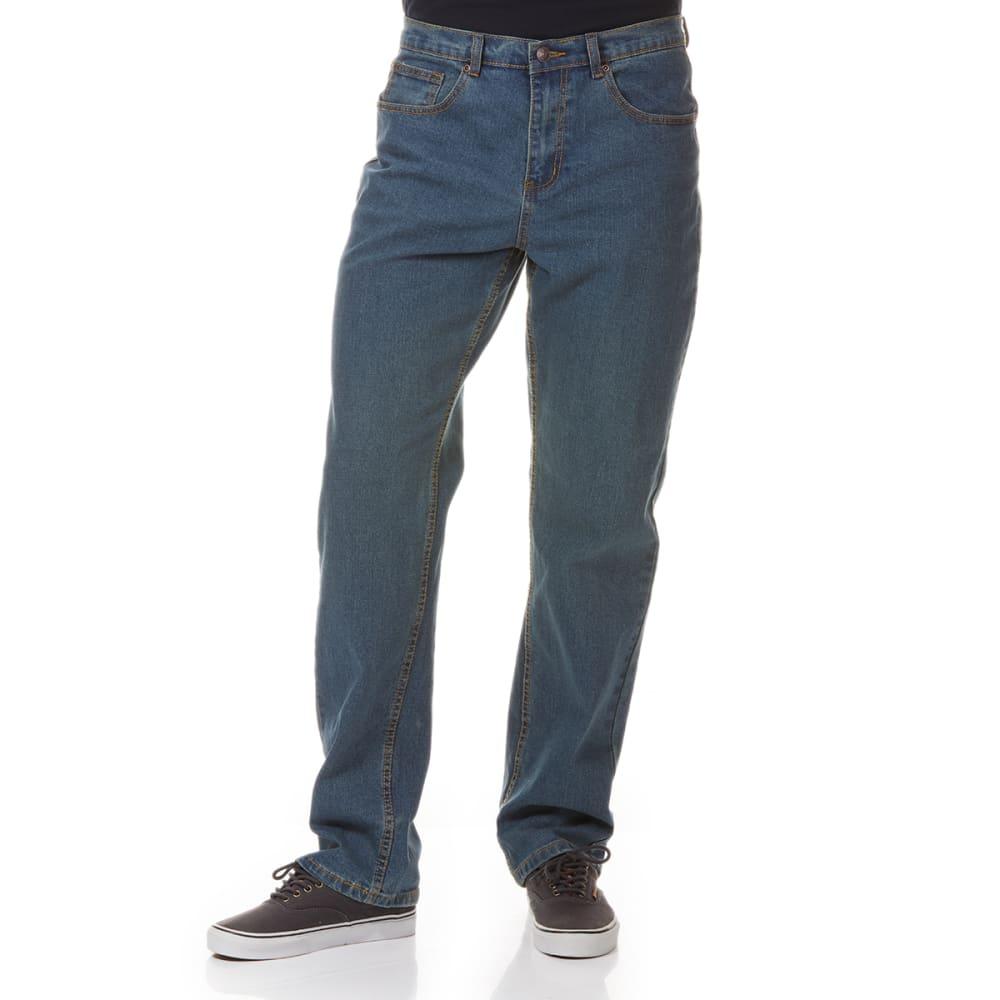 BCC Men's Regular Stretch Denim Jeans 32/32