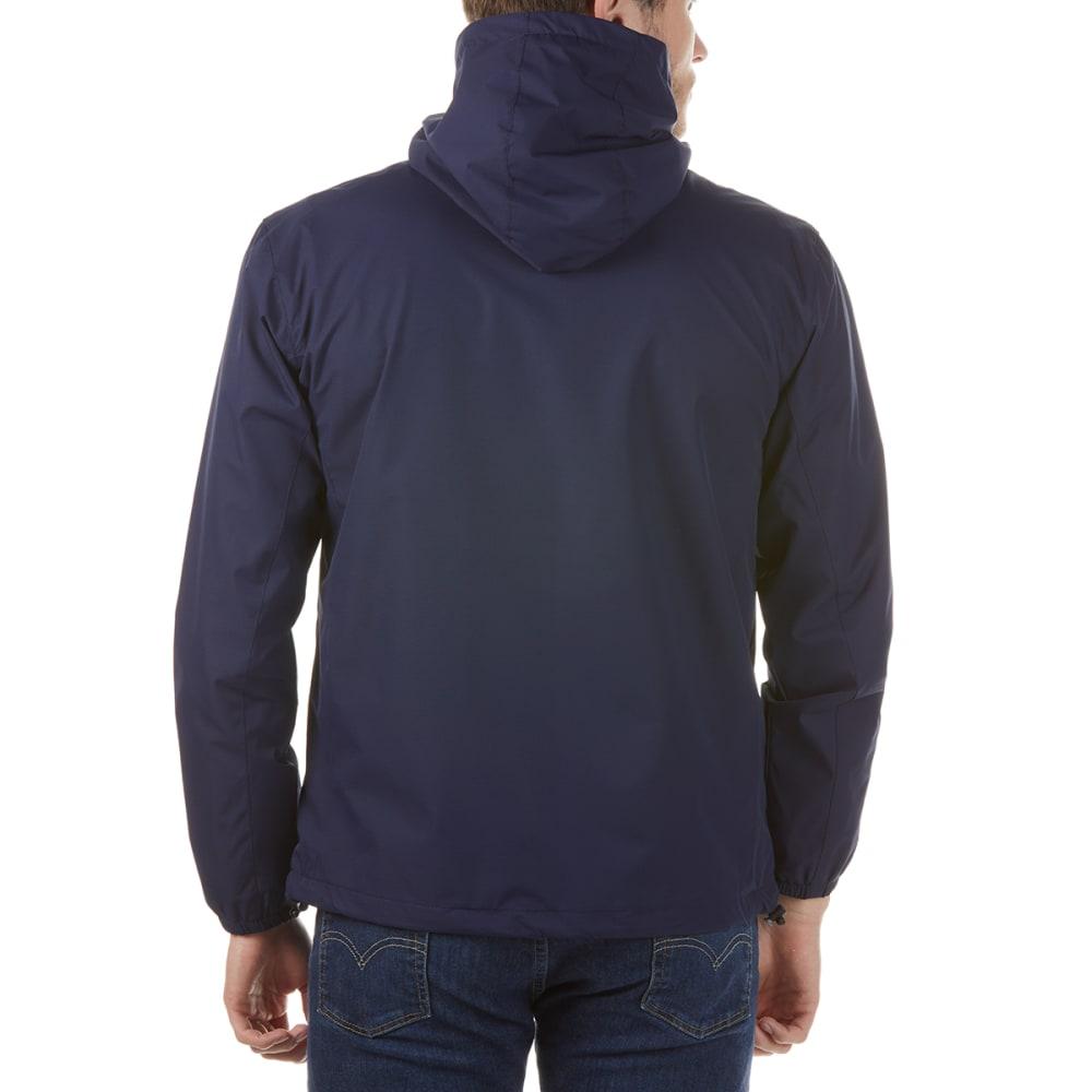 NEW BALANCE Men's Poly Dobby Signature Jacket - PIGMENT-NY210