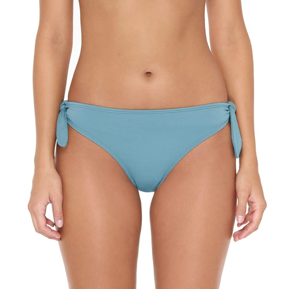 HOT WATER Juniors' Tie Side Cheeky Bikini Swim Bottoms XL