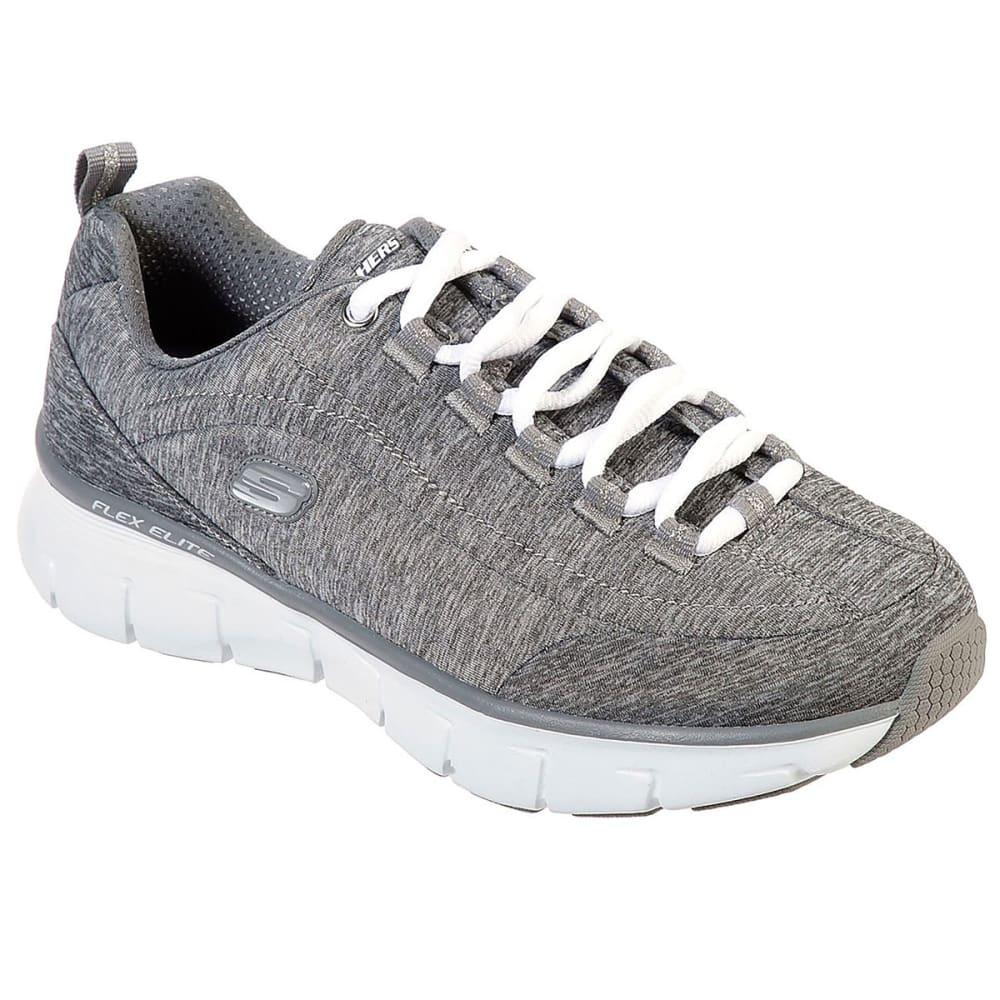 SKECHERS Women's Synergy 3.0 Spellbound Shoes - GRY-CHARCOAL