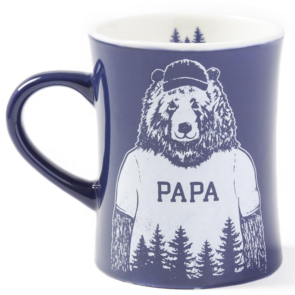 Life Is Good Papa Bear Diner Mug