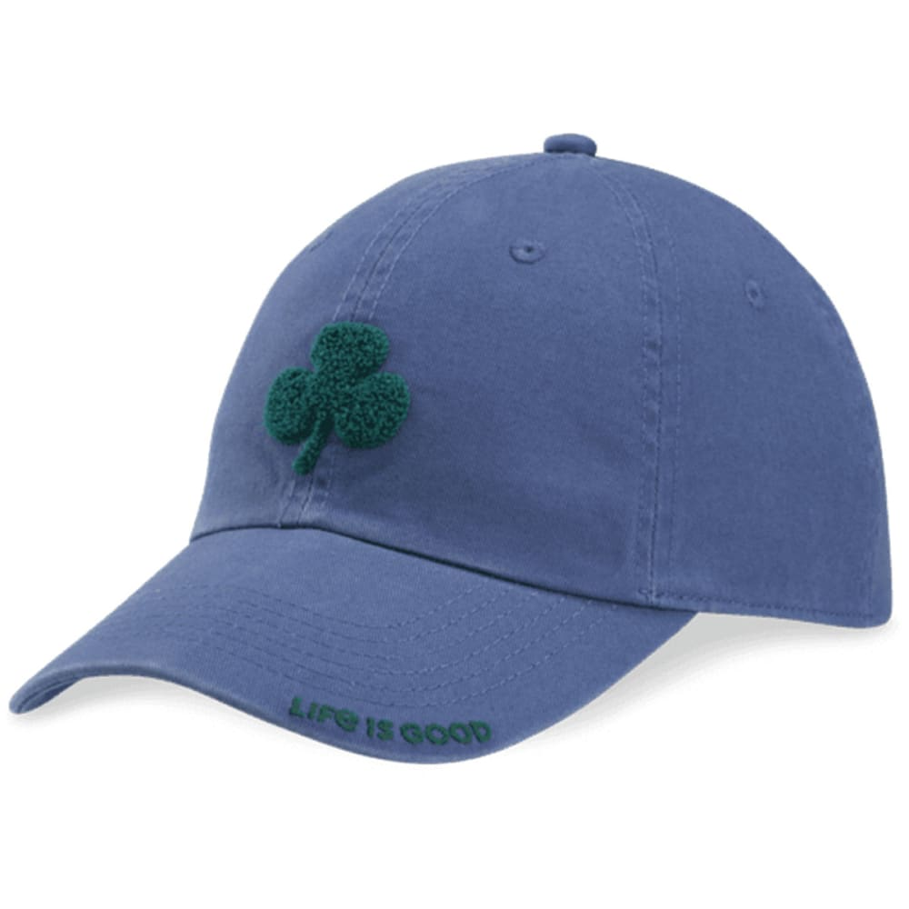 Life Is Good Women's Chenille Shamrock Chill Cap