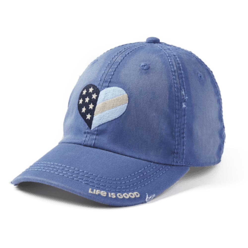 LIFE IS GOOD  Primal Heart Chill Cap ONE SIZE