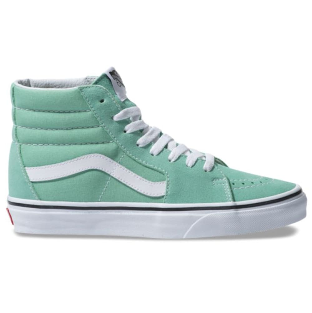 Vans Unisex Sk8-Hi Shoes - Green, 6
