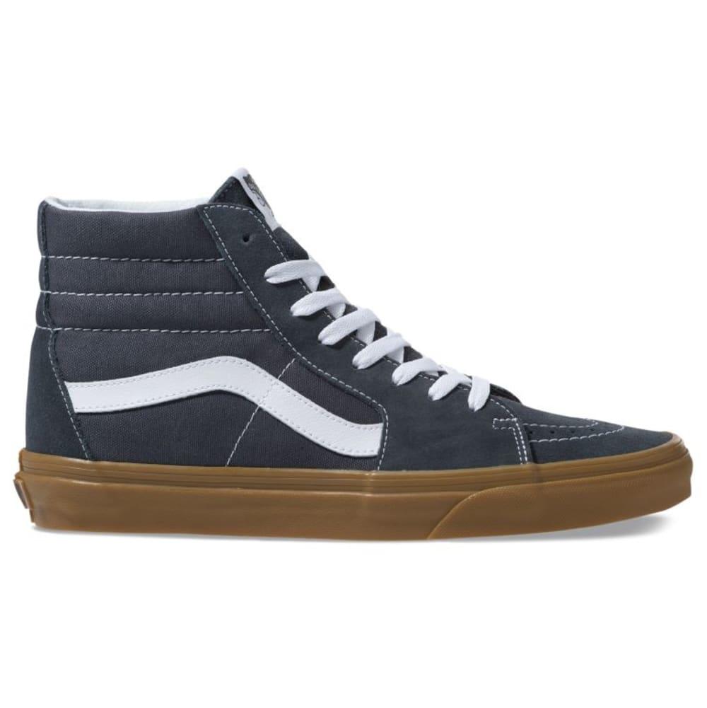 VANS Men's Sk8-HI Sneaker M 9 / W 10.5